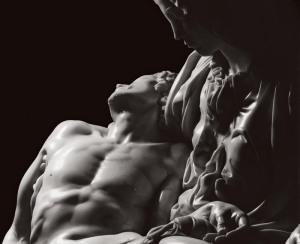 Aurelio Amendola Pietà di Michelangelo