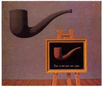 Rene Magritte les deux mysteres, 1966