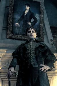 Immagini del film di Tim Burton 'Dark Shadows'