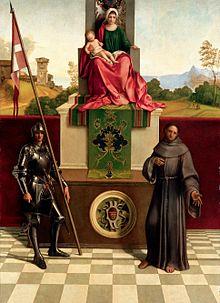 220px-Giorgione_-_Pala_di_Castelfranco