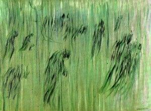 Umberto Boccioni, Quelli che restano, 1911