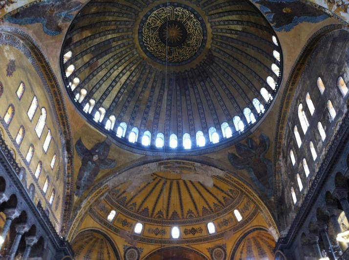 center_dome_hagia_sophia