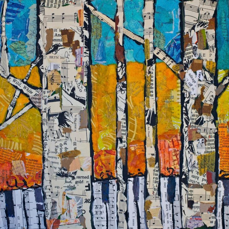 4af0f810a731c85030cdaf485f61bd7d--newspaper-painting-newspaper-collage