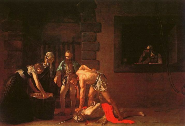 michelangelo-merisi-da-caravaggio-the-execution-of-saint-john-the-baptist
