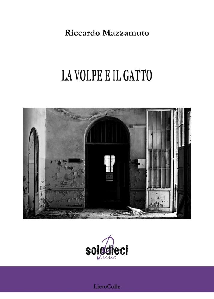 Riccardo Mazzamuto La volpe e il gatto copertinapiatta