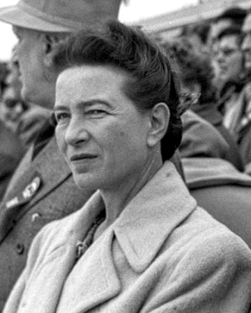 Simone_de_Beauvoir_1955