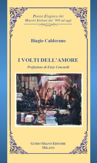 Calderano Biagio 2019 [EL] - I volti dell'amore [fronte]