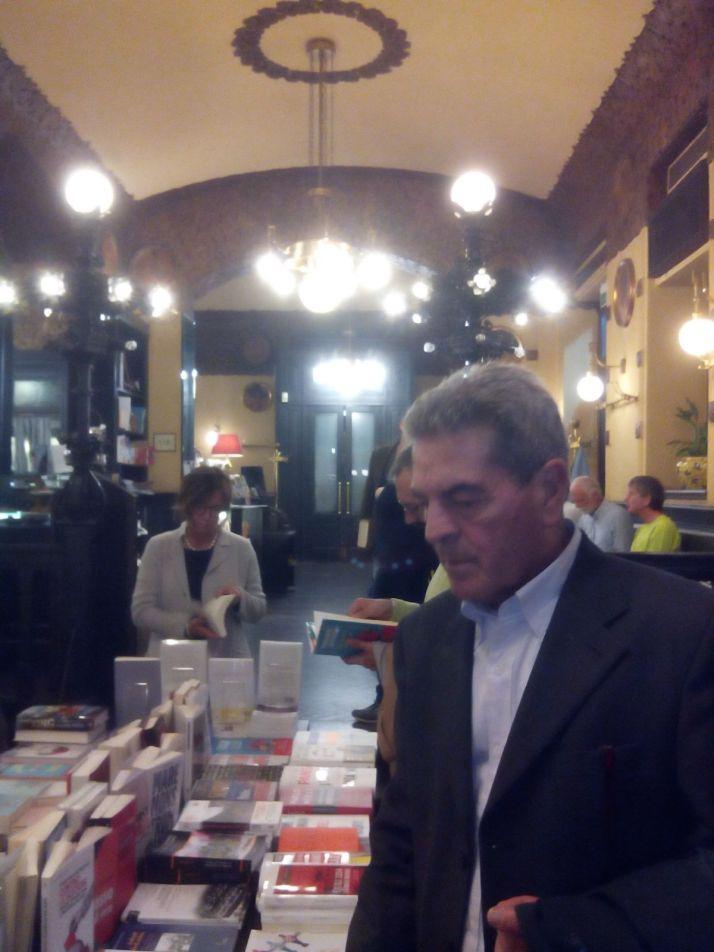 Gino Rago a Caffè San Marco_Trieste